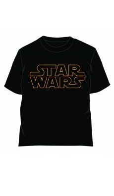 Camiseta manga corta adulto Star Wars