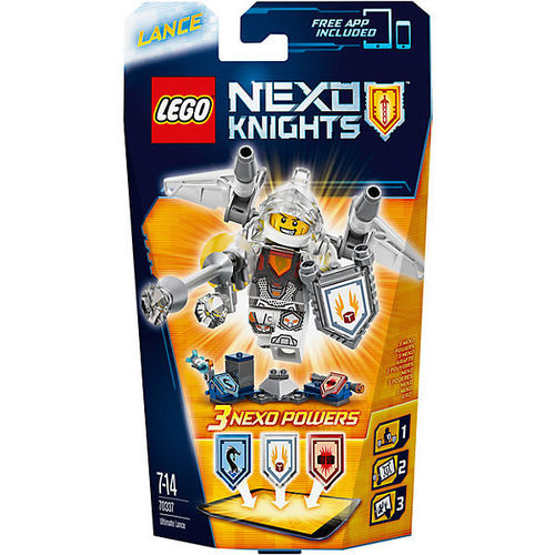 Lego 70337 Nexo Knights Lance Ultimate