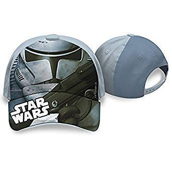 Gorra Star Wars Gris