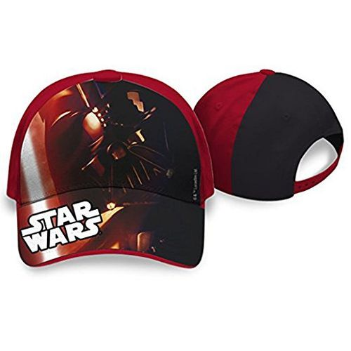 Gorra Star Wars Rojo