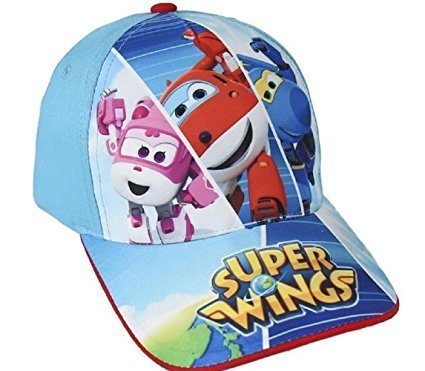 Gorra Super Wings