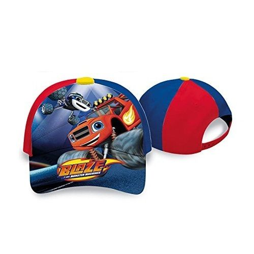 Gorra Blaze y los Monster Machines