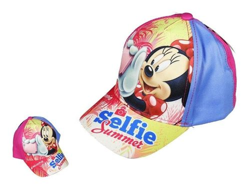 Gorra Minnie Mouse Selfie