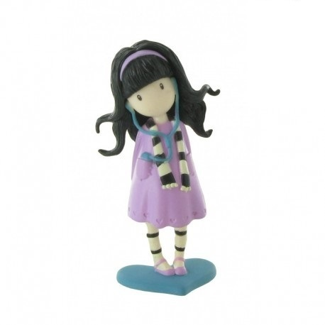 Figura Resina Gorjuss Little Song