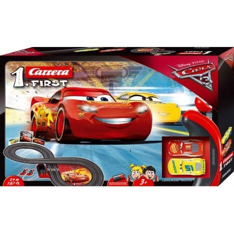 Circuito Carrera First Cars 3